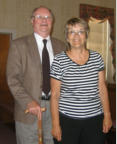 July 2010: Rev. and Mrs. Doug Codling